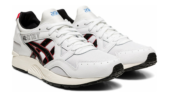 Asics Gel-Lyte V White/Black