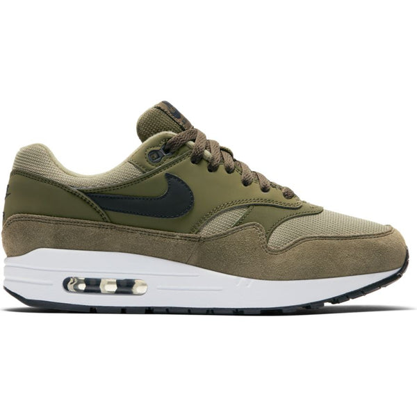 NIKE AIr Max 1   Olive Canvas/Black