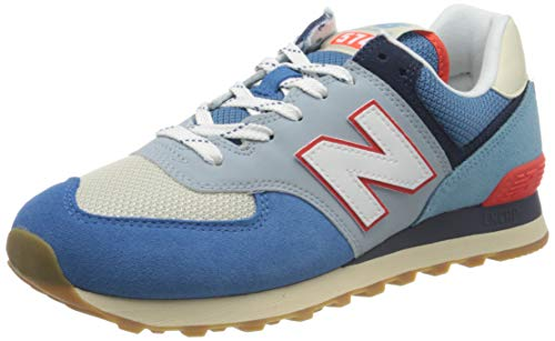 New Balance ML574SOS-D Core Plus Blue