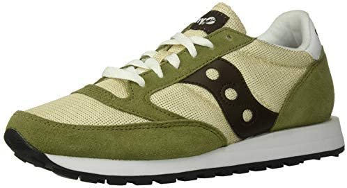Saucony Jazz Original Vintage Tan/olive/Brown