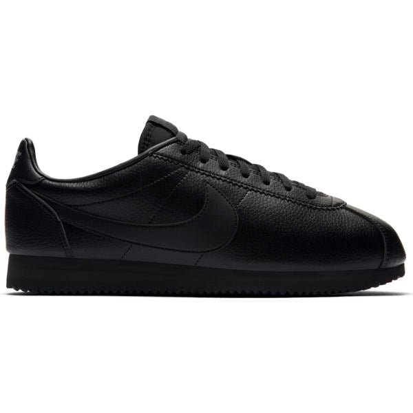 Nike Classic Cortez Leather - BLACK/BLACK-ANTHRACITE