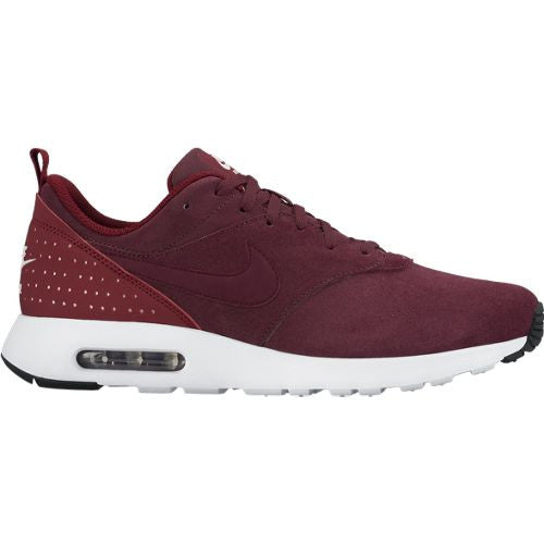 NIKE AIR MAX TAVAS LTR NIGHT MAROON/NIGHT MRN-TM RD-SL