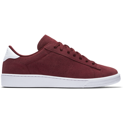 NIKE Classis CS Suede red red/white