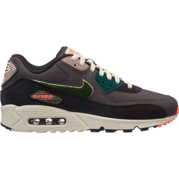 Nike Air Max 90 Premium SE / Oil Grey Rain Forest