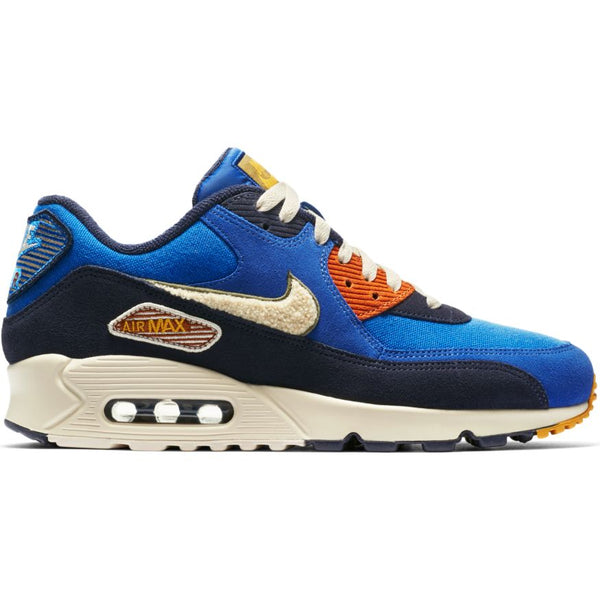 Nike Air Max 90 Premium SE / Game Royal/Light Cream