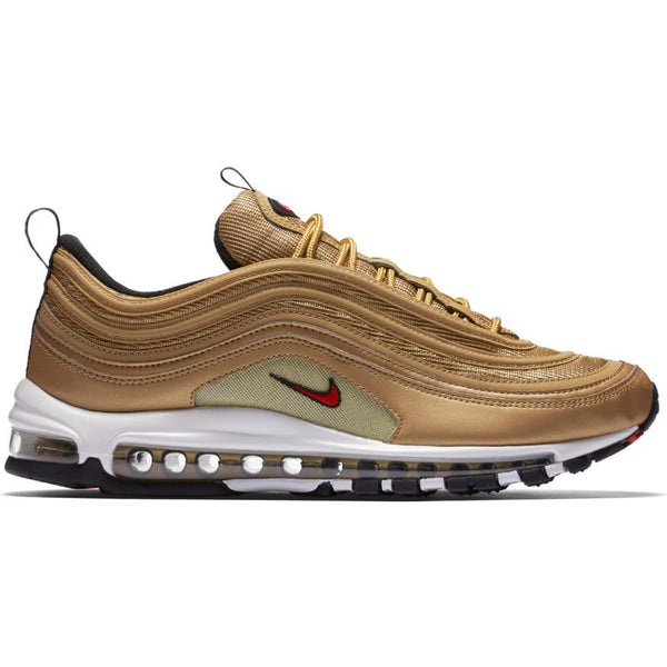 cheaper various styles great prices NIKE AIR MAX 97 OG QS METALLIC GOLD/VARSITY RED