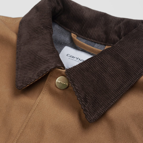 Carhartt Michigan Coat Hamilton Brown