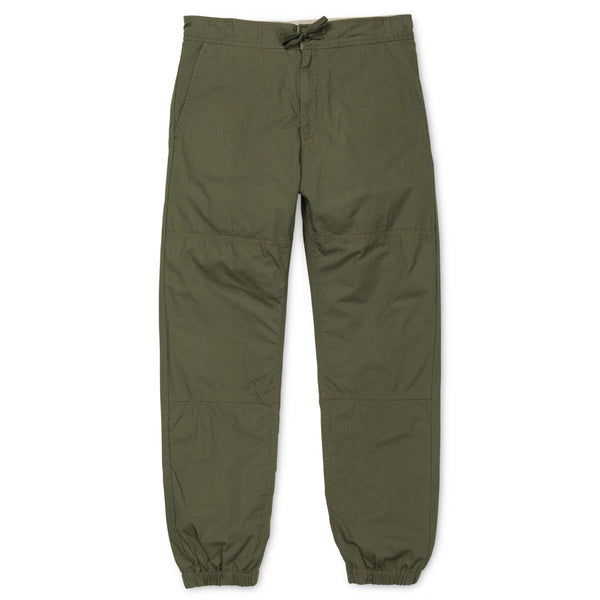 Carhartt WIP Marshall Jogger Columbia Cotton Ripstop 6.5 Oz Cypress Rinsed