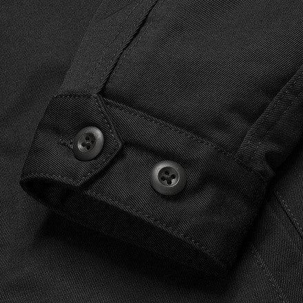 Carhartt Modular Jacket , lined black rinsed