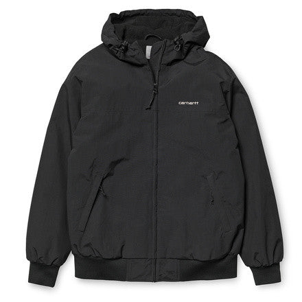 Carhartt Hooded Sail Jacket / Black