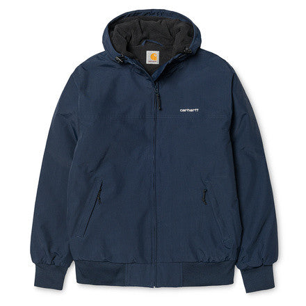 Carhartt Hooded Sail Jacket / Dark Navy