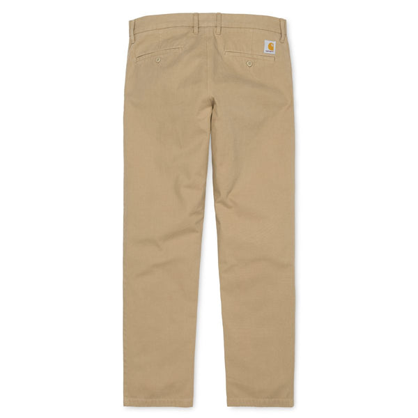 Carhartt Johnson Pant Midvale Cotton Twill 7 Oz Leather