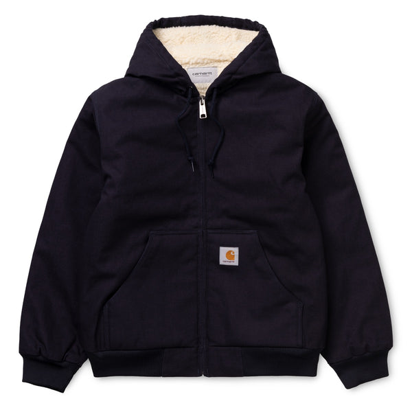 Carhartt Active Pile Jacket / Black