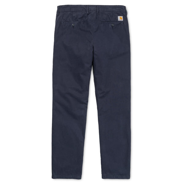Carhartt Johnson Pant Kingsville Cotton Twill 7 Oz Dark Navy
