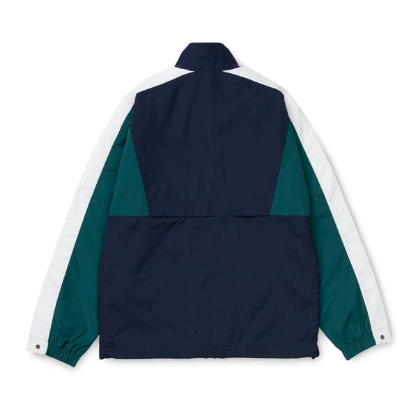 Carhartt Barnes Jacket Dark Navy/Dark Fir/Wax