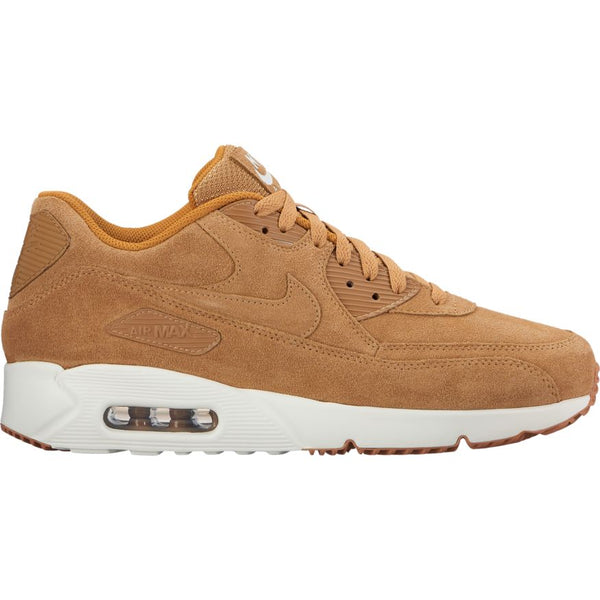 NIKE AIR MAX 90 ULTRA 2.0 LTR  FLAX/FLAX-SAIL-GUM MED BROWN