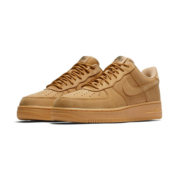 Copy of NIKE AIR FORCE 1 `07 WB Flax/Flax-Gum Light Brown