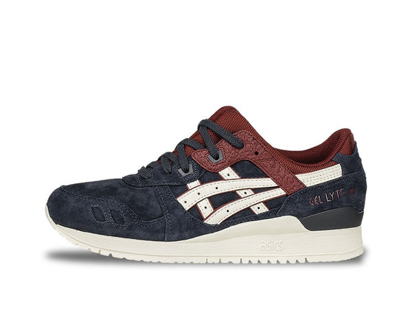 ASICS GEL-LYTE III INDIA INK/SLIGHT WHITE