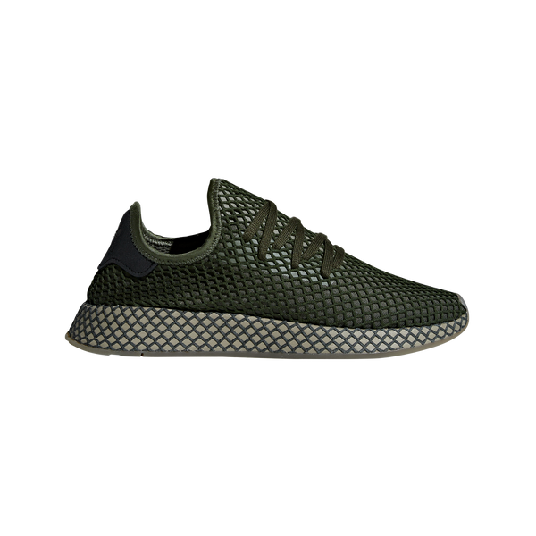Adidas Deerupt Runner base green/base green/orange