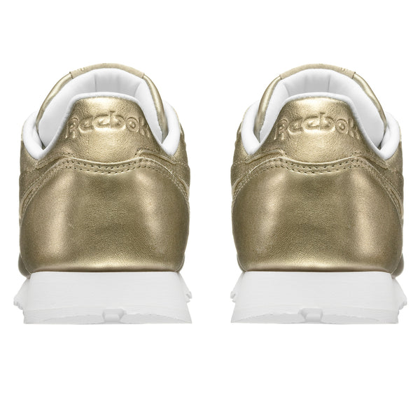 REEBOK CLASSIC LTHR MELTED METAL
