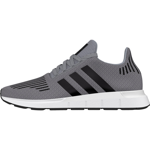 ADIDAS SWIFT RUN GRETHR/CBLACK/MGREYH