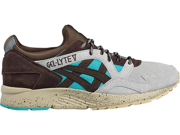 ASICS GEL-LYTE V VIRIDIAN GREEN/COFFEE