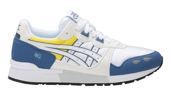 Gel-Lyte OG White/light Blue/Yellow HN7F60101