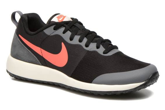 WMNS Nike Elite Shinsen Black/Hot Lava-Dark Grey-Sail