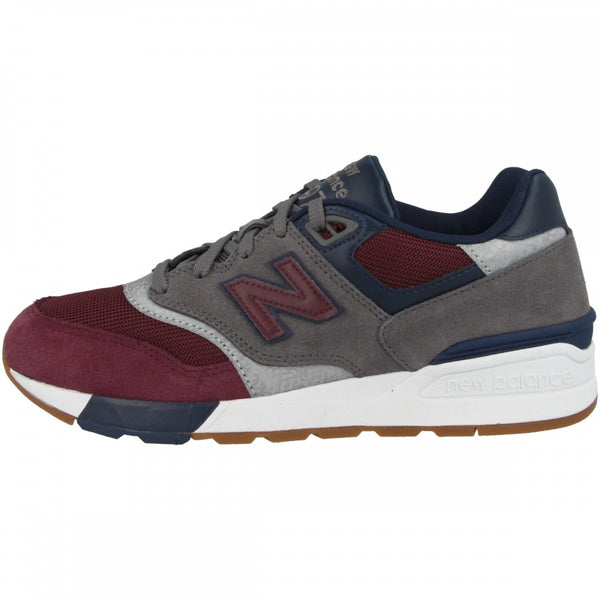 New Balance ML597BGN Grey/Red