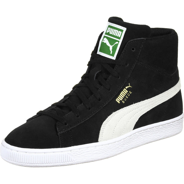 Puma Suede Mid XXl Black-White-Green