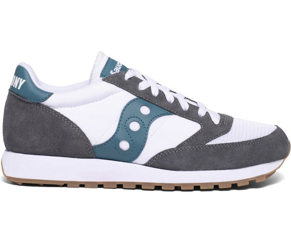 Saucony Jazz Original Vintage Grey/White/Teal