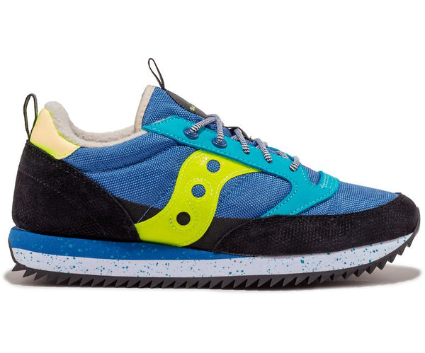 Saucony Jazz Original Peak Blue/Black/Citron