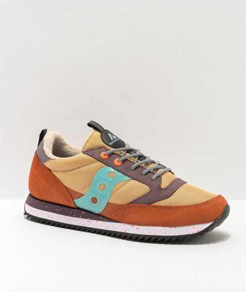Saucony Jazz Original Peak Curry/Ginger/Orange