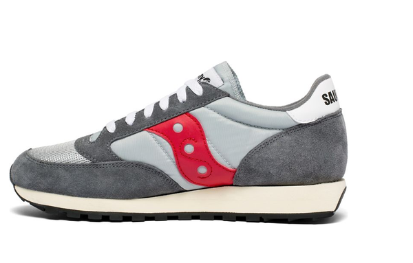Saucony - Jazz Original Vintage / Grey/Red