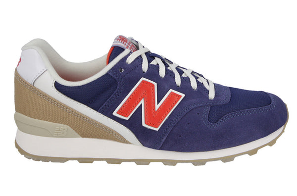 New Balance WR 996 HG  nvy /red