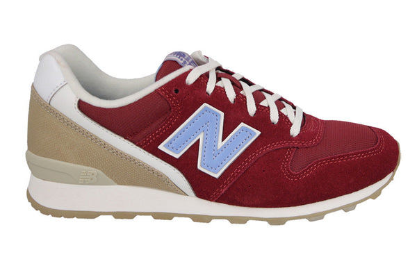 New Balance WR 886 HF Burgundy/ lt. Blue