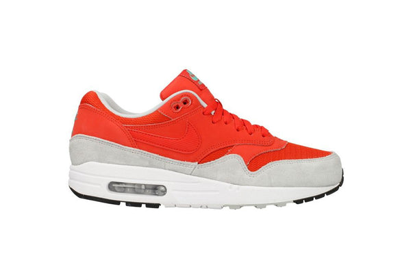NIKE AIR MAX 1 ESSENTIAL - Daring Red/Daring Red-Gry Mist