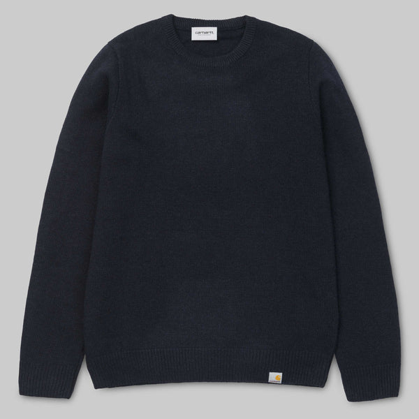 Carhartt Allen Sweater 80/20% Lambswool/Nylon, 7 gauge