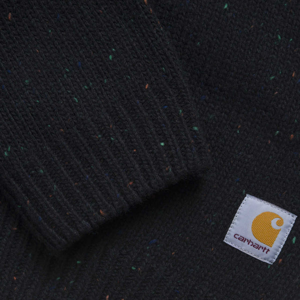 Carhartt Anglistic Sweater / Black Heather