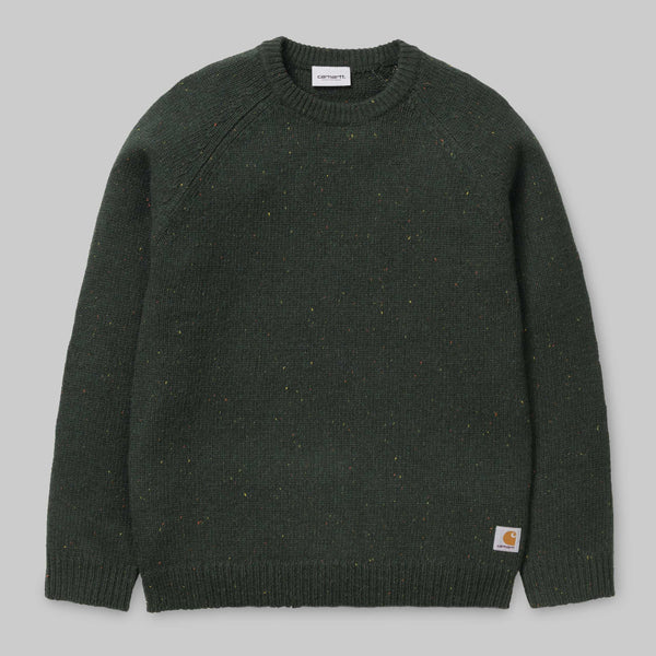 Carhartt Anglistic Sweater / Loden Heather