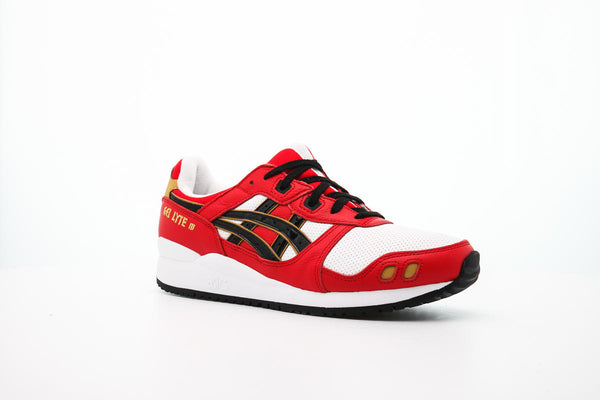 Asics Gel-Lyte III OG Leather Classic Red/Black