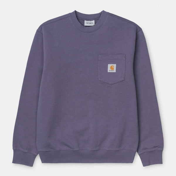 Carhartt WIP Pocket Sweat Decent Purple