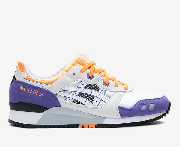 Asics Gel-Lyte III OG White/Orange