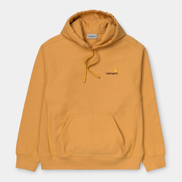 Carhartt Hooded American Script Sweat Winter Sun