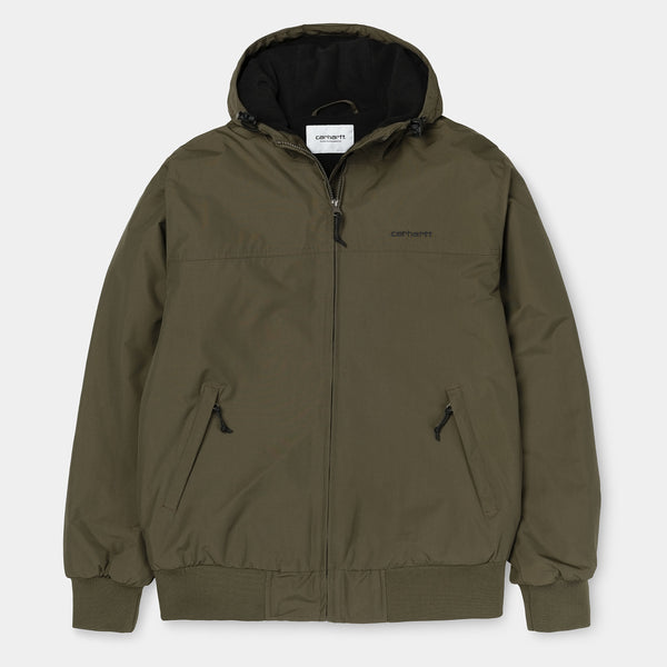 Carhartt WIP Hooded Sail Jacket / Cypress