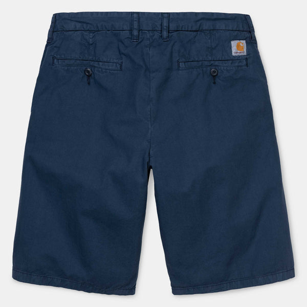 Carhartt WIP  Johnson Short Cotton Blue