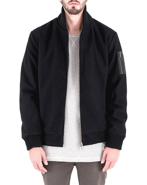 Wemoto Lamar Jacket Black