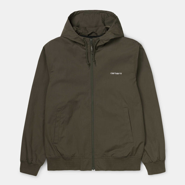 Carhartt Marsh Jacket cypress white