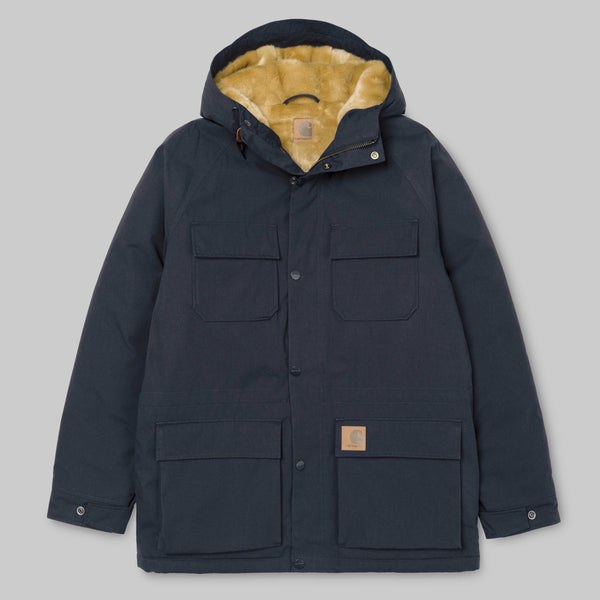 Carhartt Mentley Jacket / Dark Navy