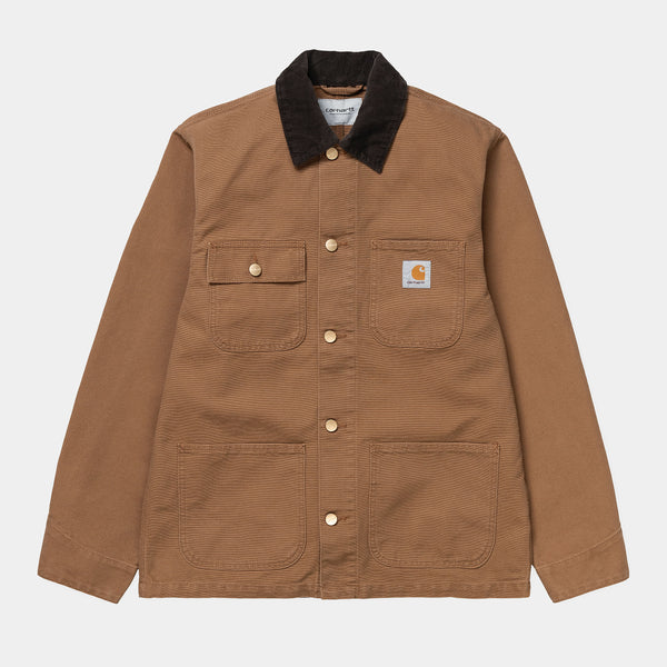 Carhartt WIP Michigan Coat Tabacco